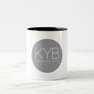 KYB 11oz Two Tone Mug