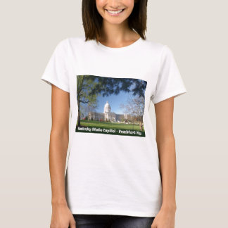 KYCA101.Ky State Capitol - Frankfort Ky. T-Shirt