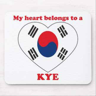 Kye Mouse Pad