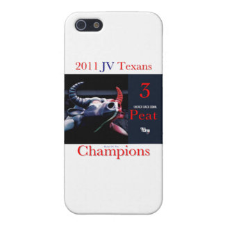 Kyf Jv Texans Under 10 Cover For iPhone SE/5/5s