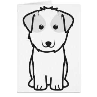 Kyi-Leo Dog Cartoon Card