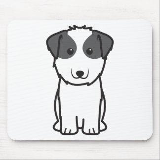 Kyi-Leo Dog Cartoon Mouse Pad