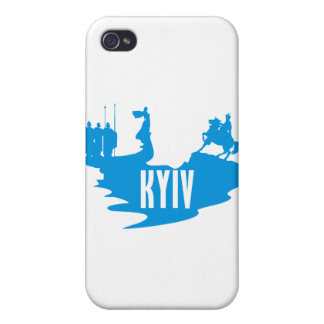 Kyiv Cover For iPhone 4