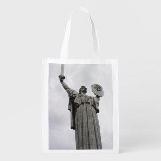 Kyiv - Ukraine Reusable Grocery Bag
