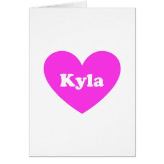 Kyla Card