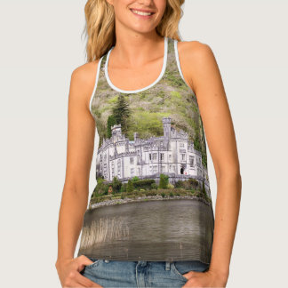 Kylamore Castle | Women's All-Over Print Tank Top