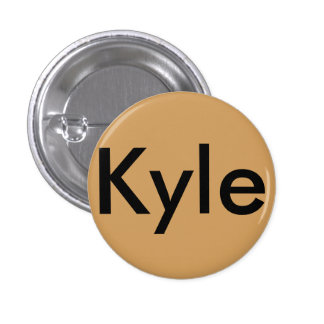 Kyle bage button