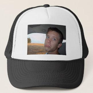 Kyle May Sad Face Trucker Hat