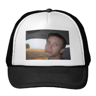 Kyle May Sad Face Trucker Hat