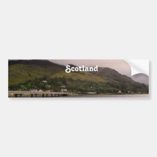 Kyle of Lochalsh Bumper Sticker