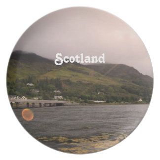 Kyle of Lochalsh Party Plates