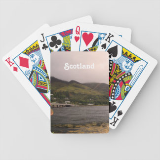 Kyle of Lochalsh Bicycle Playing Cards