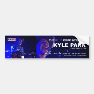 Kyle Park Bumper Sticker