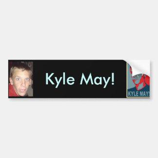 ¡Kyle puede! Pegatina para el parachoques Pegatina Para Auto