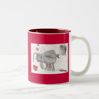 Kylee's picture Two-Tone coffee mug