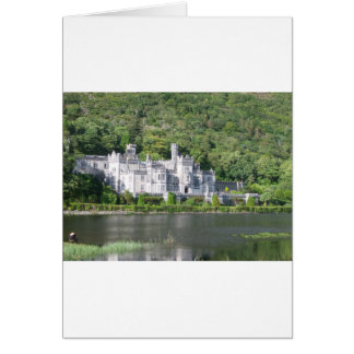 Kylemore Abbey again Greeting Card