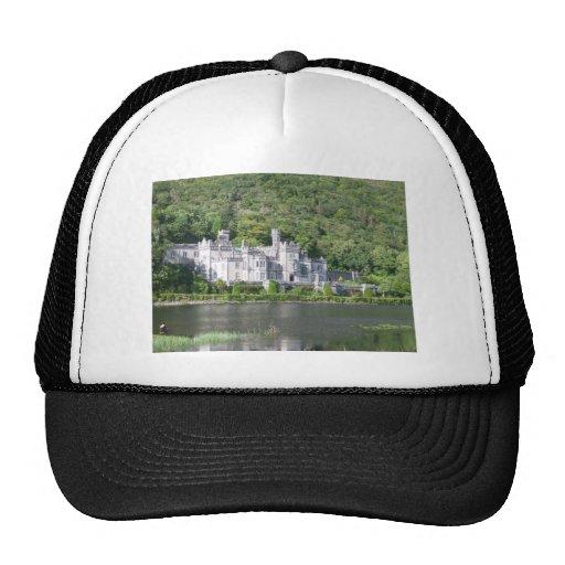 Kylemore Abbey again Mesh Hats