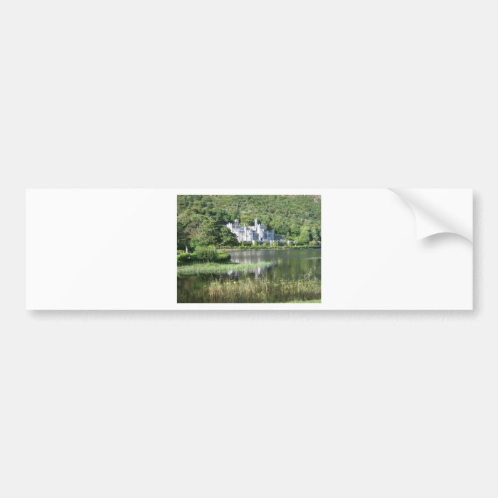 Kylemore Abbey Bumper Sticker