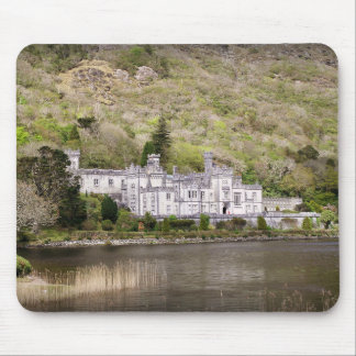 Kylemore Abbey Castle in Ireland Mouse Pad