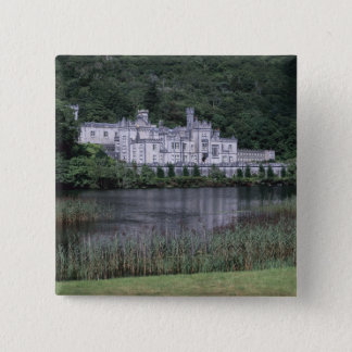 Kylemore Abbey, Connemara, County Galway, Button