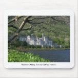 Kylemore Abbey, Connemara, County Galway Mousepad