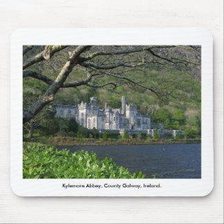 Kylemore Abbey, Connemara, County Galway Mousepad