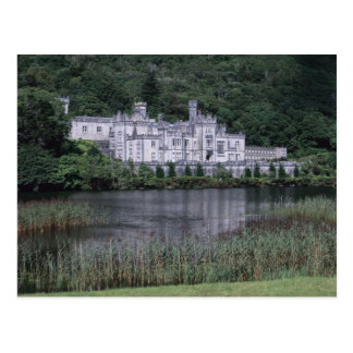 Kylemore Abbey, Connemara, County Galway, Postcard