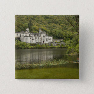 Kylemore Abbey, County Galway, Ireland, Button