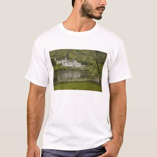 Kylemore Abbey, County Galway, Ireland, T-Shirt