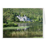 Kylemore Abbey Greeting Cards