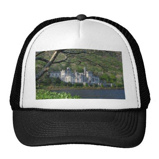 Kylemore Abbey In The Connemara Ireland Hat