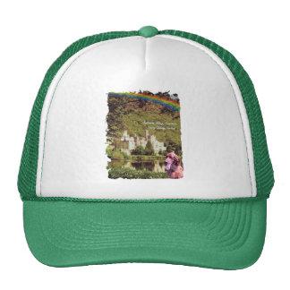 Kylemore Abbey Ireland - Design #2 Mesh Hats