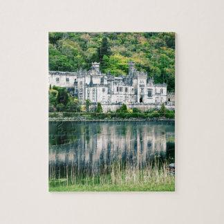 Kylemore Abbey Ireland Jigsaw Puzzle
