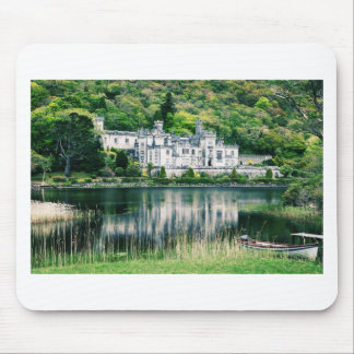 Kylemore Abbey Ireland Mouse Pad