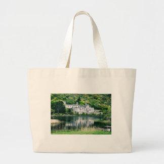 Kylemore Abbey Ireland Tote Bag