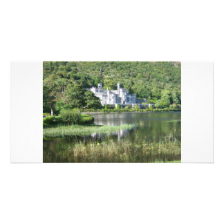 Kylemore Abbey Photo Greeting Card
