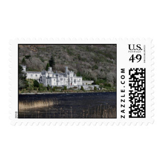 Kylemore Abbey Stamp