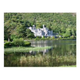 Kylemore Abbey Postcard