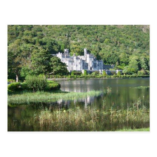 Kylemore Abbey Postcards