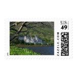 Kylemore Abby Postage Stamp