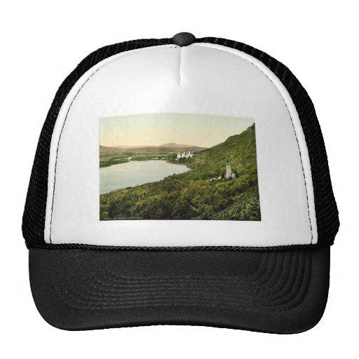 Kylemore. Co. Galway, Ireland magnificent Photochr Trucker Hat