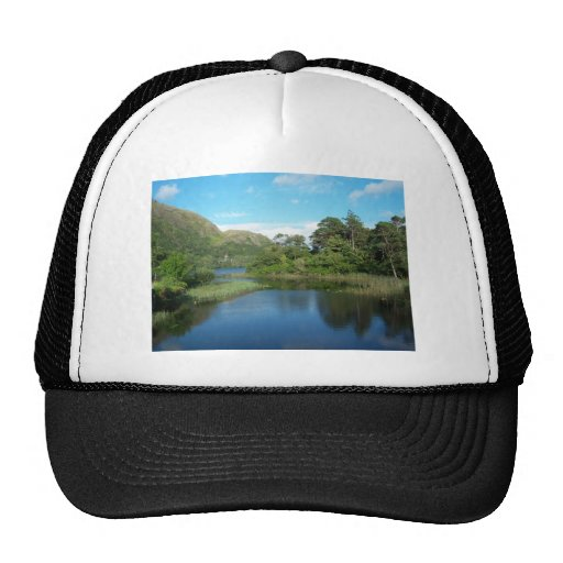 Kylemore Landscape Mesh Hat