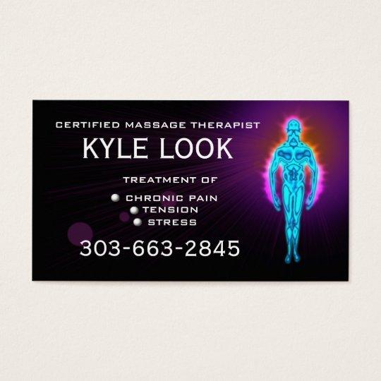 Kyle's Business Card