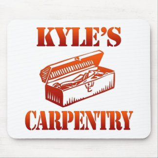 Kyle's Carpentry Mouse Pad
