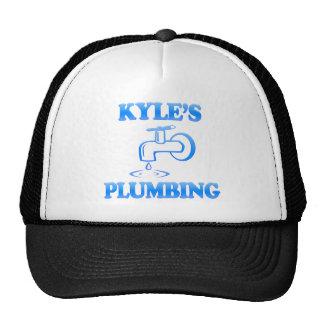 Kyle's Plumbing Trucker Hat