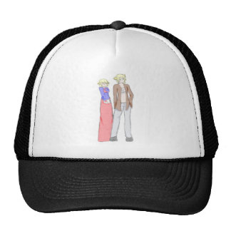Kylie and Kyle Trucker Hat