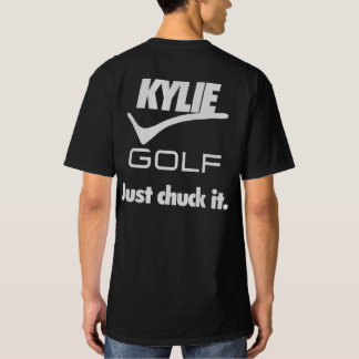 Kylie Golf Tops (Black)