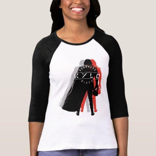 Kylo Ren  Darkness Rises T_Shirt