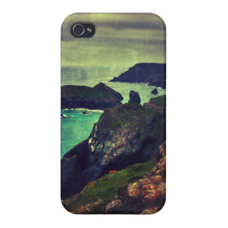 Kynance Cove Cornwall Case For iPhone 4