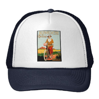 KYNOCH Cycles Hats